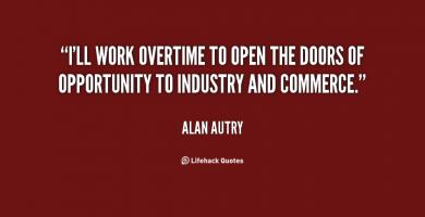 Overtime quote #1
