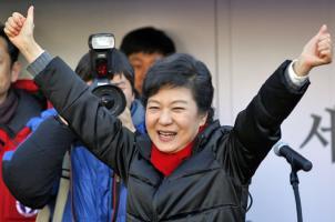Park Geun-hye profile photo