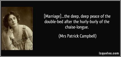 Patrick Campbell's quote #1