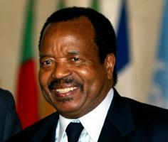 Paul Biya profile photo