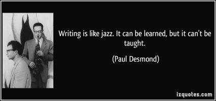 Paul Desmond's quote #2