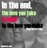 Paul Mccartney quote #2
