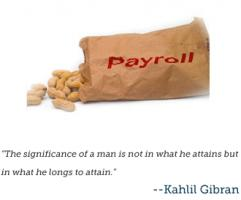 Payroll quote #2