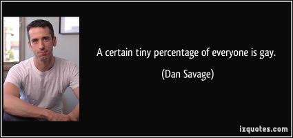 Percentage quote #1