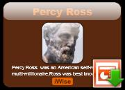 Percy Ross's quote #2