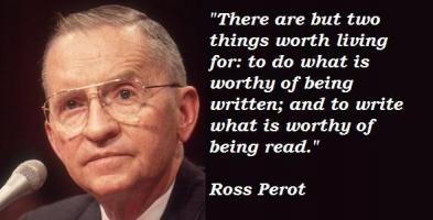 Perot quote #1