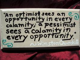 Pessimists quote