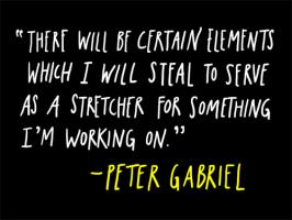 Peter Gabriel's quote #3