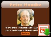 Peter Handke's quote #1