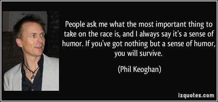 Phil Keoghan's quote #4