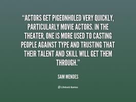 Pigeonholed quote