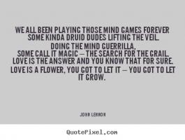 Playing Games quote #2