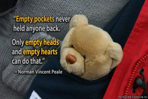 Pockets quote #1