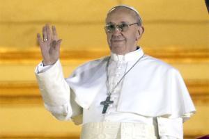 Pope Francis profile photo