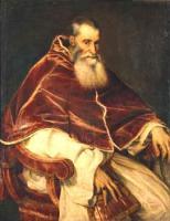 Pope Paul III profile photo