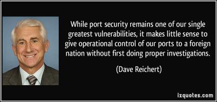Port Security quote #2