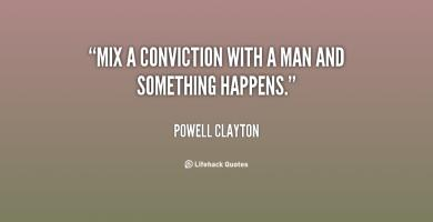 Powell Clayton's quote #2