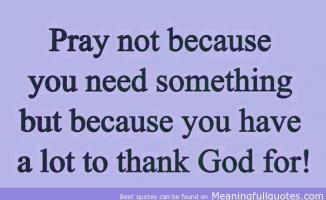 Praying quote #3