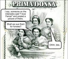 Prima Donnas quote #2
