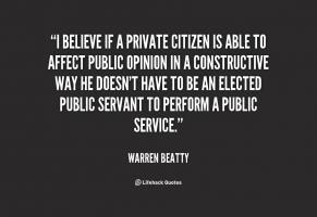 Private Citizen quote #2