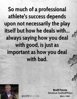 Professional Athletes quote #2