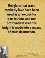 Profoundest quote #2