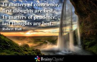 Prudent quote #2