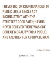 Public Life quote