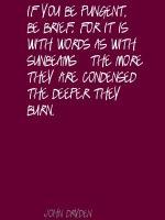 Pungent quote #2