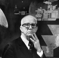 R. Buckminster Fuller profile photo