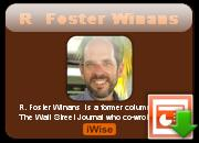 R. Foster Winans's quote #1