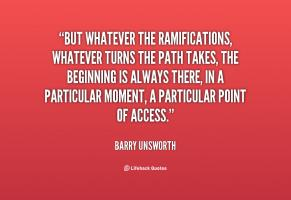 Ramifications quote #2