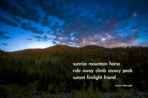 Ranch quote