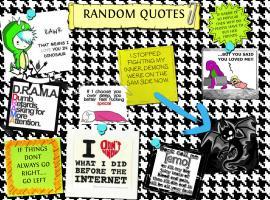 Random quote #4