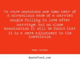 Rare Occasions quote #2