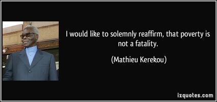 Reaffirm quote #1
