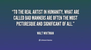 Real Artist quote #2
