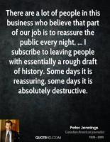 Reassure quote #2
