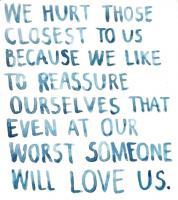 Reassure quote