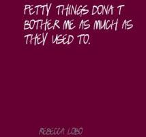 Rebecca Lobo's quote
