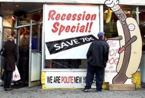 Recessions quote #1
