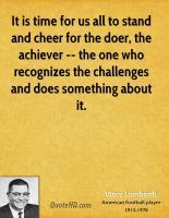 Recognizes quote #2