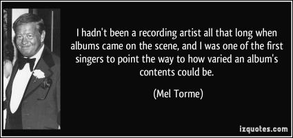 Recording Artist quote #2