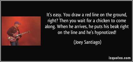 Red Line quote #2
