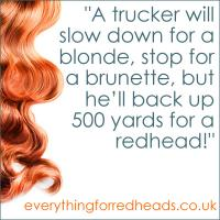 Redhead quote #4