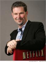 Reed Hastings profile photo