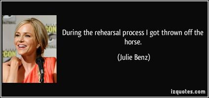 Rehearsal Process quote #2