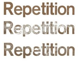 Repetition quote #5
