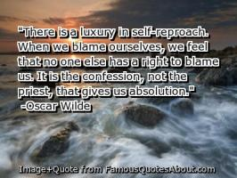 Reproach quote