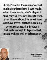 Resonance quote #1